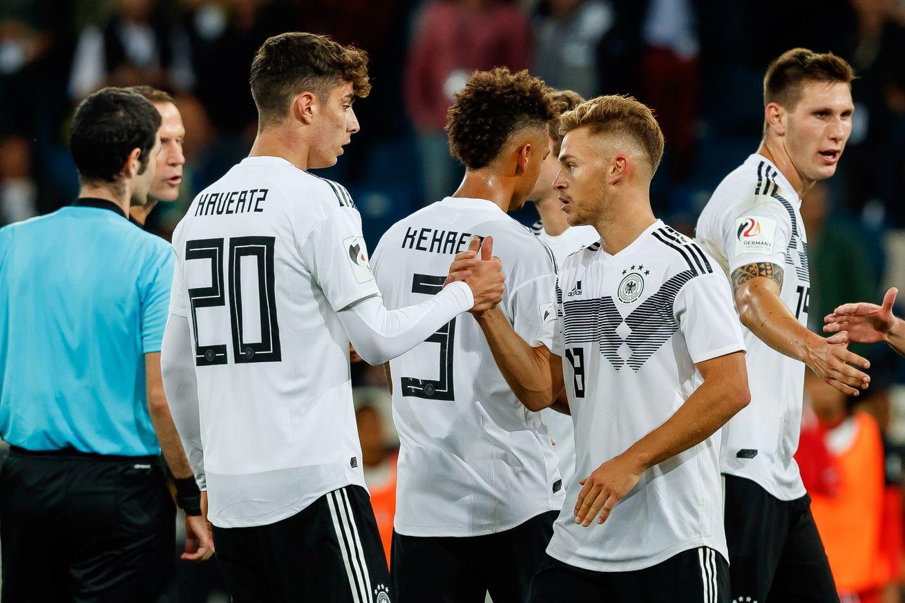 Germany?s ?Meet Market?: How recruiting works within Die Mannschaft