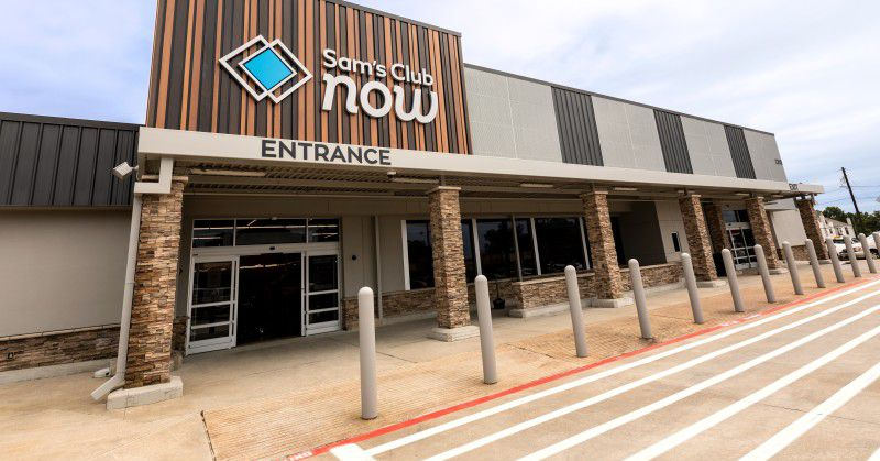 Walmart-owned Sam's Club is opening a cashier-less store in Texas