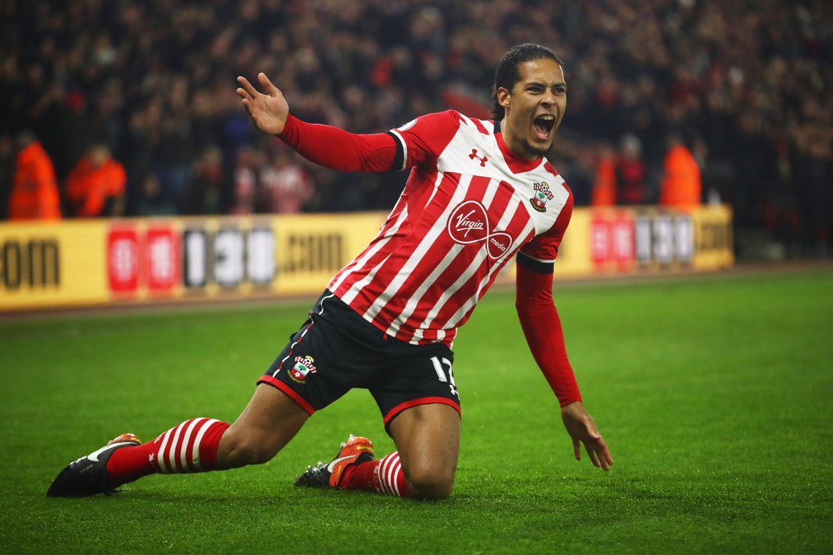 Mauricio Pellegrino: 'Virgil van Dijk was one of Southampton leaders'