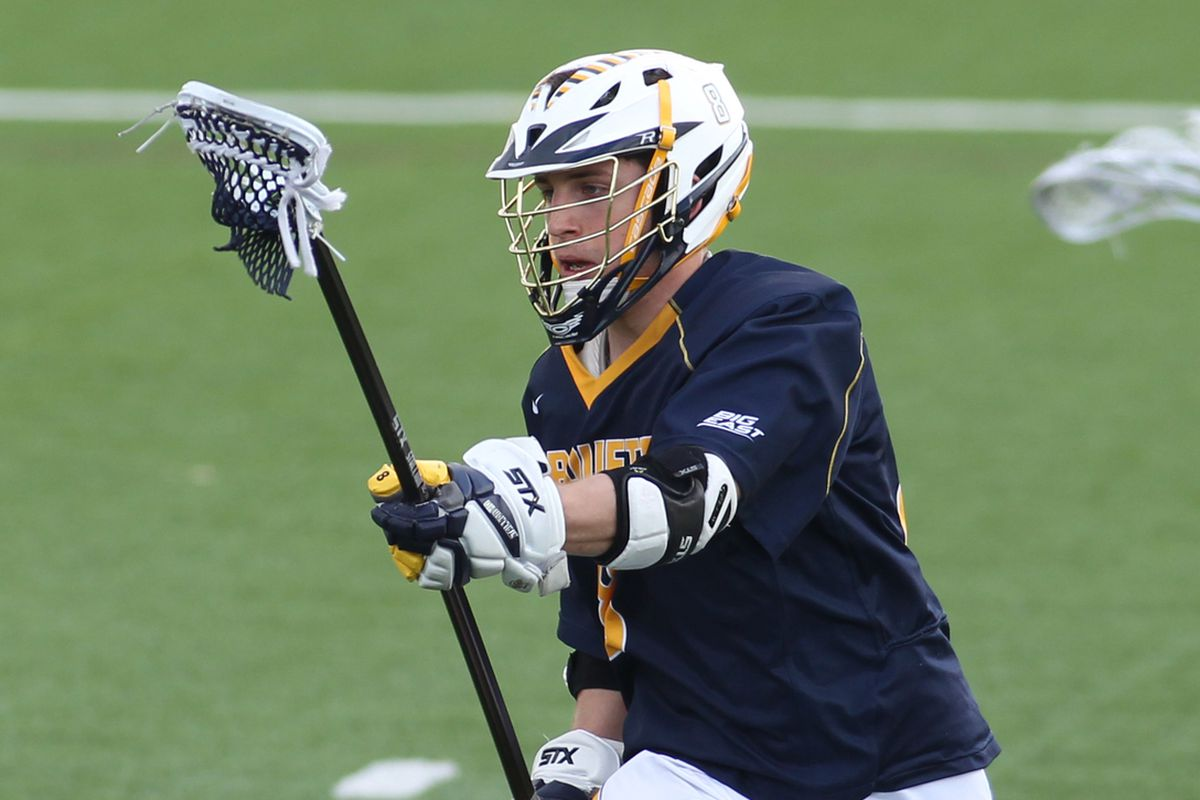 BJ Grill & Marquette will be looking to move back up the Inside Lacrosse poll next week.