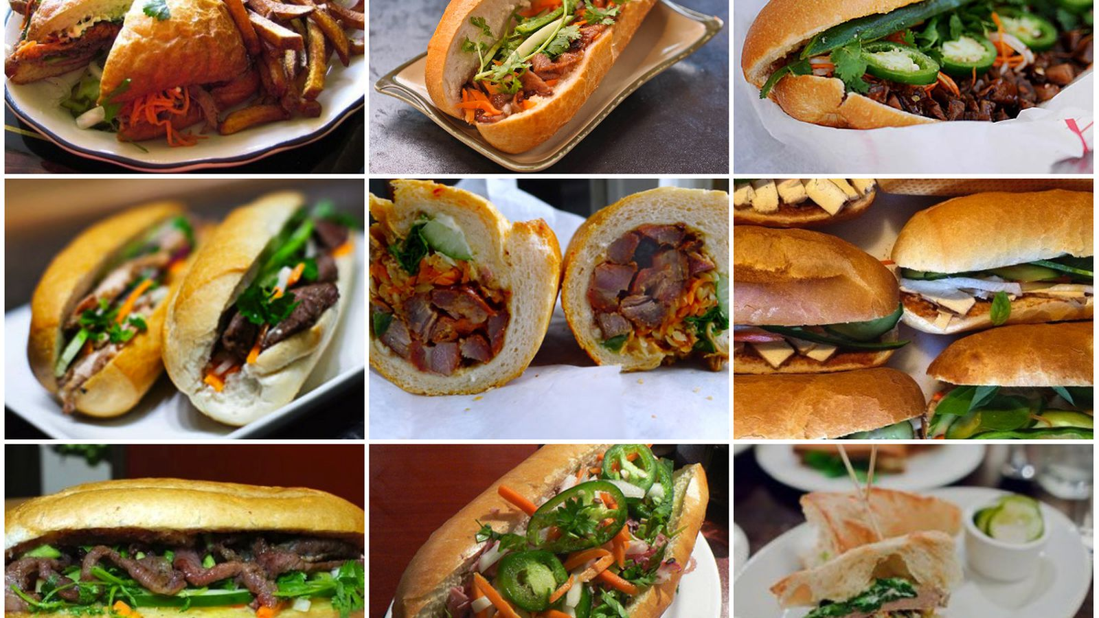 A Handy Guide to Minneapolis's Best Bánh Mì
