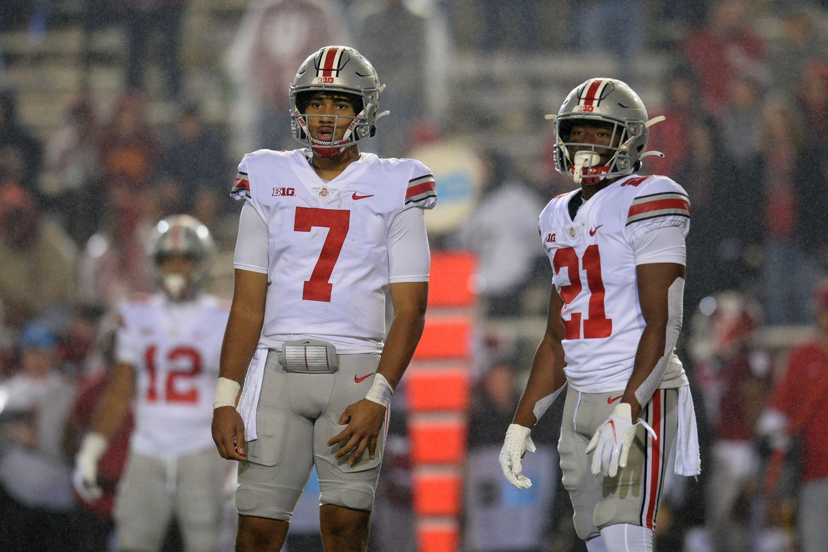 COLLEGE FOOTBALL: OCT 23 Ohio State at Indiana