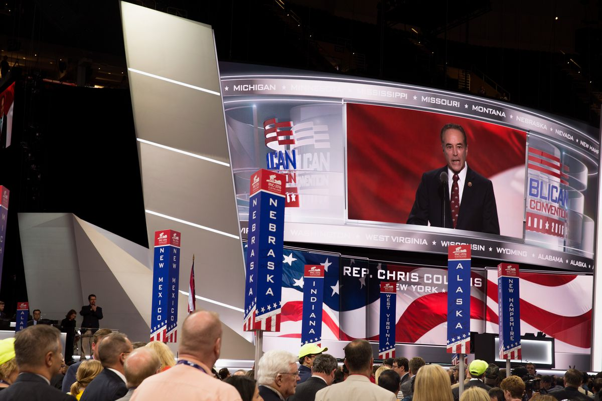 New York Rep Chris Collins Was Just Charged With Insider Trading Vox
