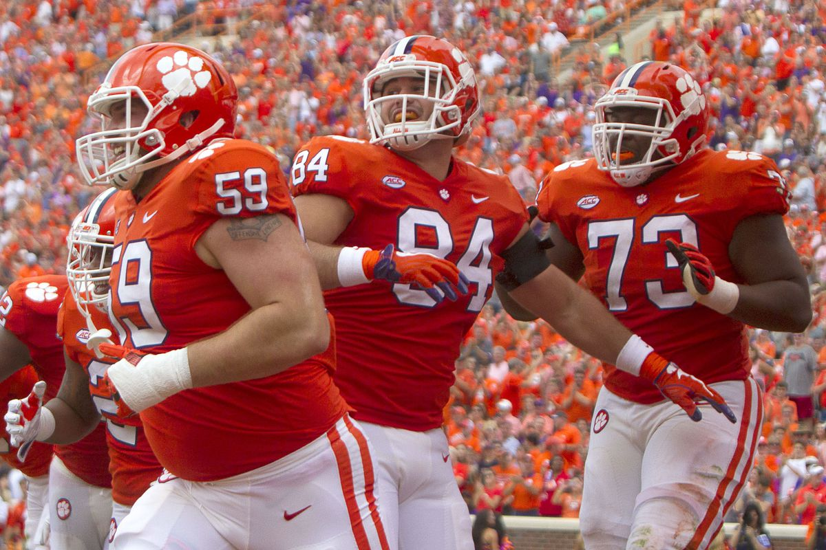 NCAA Football Clemson at Syracuse Preview and Prediction