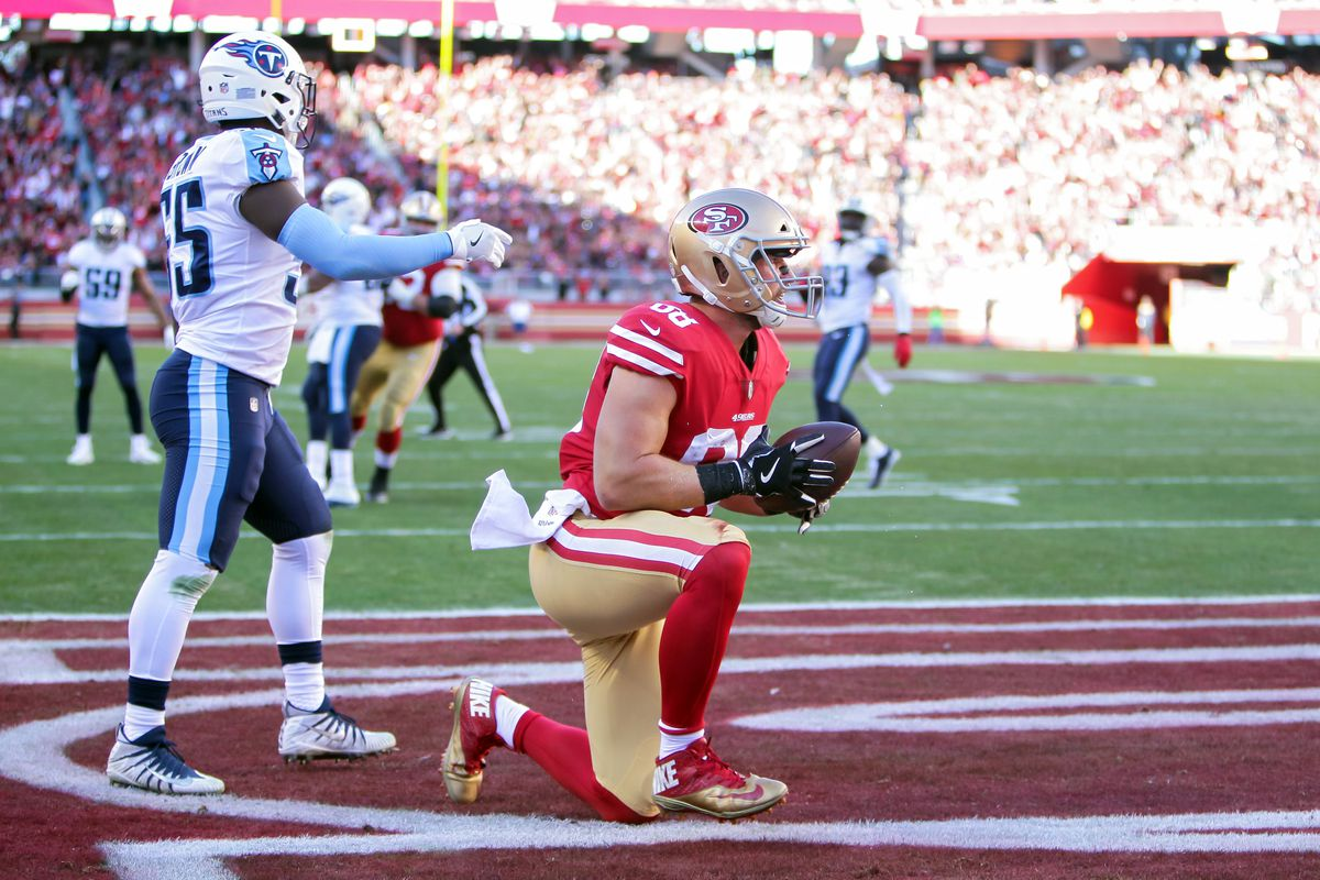 ce757a81 49ers-Titans fourth quarter score updates - Niners Nation