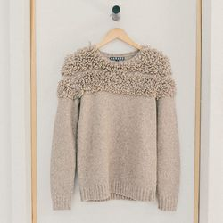"""Harare knit loop sweater, <a href=""""http://swords-smith.com/products/harare-knit-loop-sweater"""">$580</a>"""