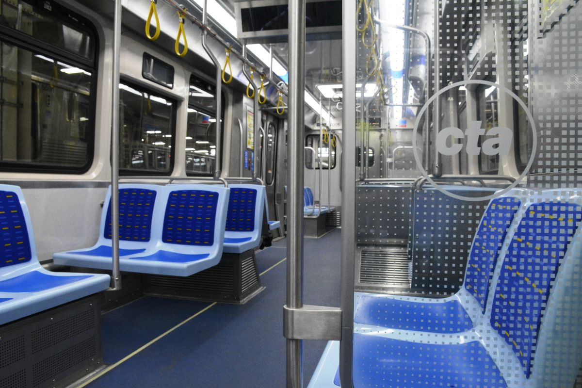 These next generation 7000-series railcars come with new features and technologies for smoother, and safer rides.