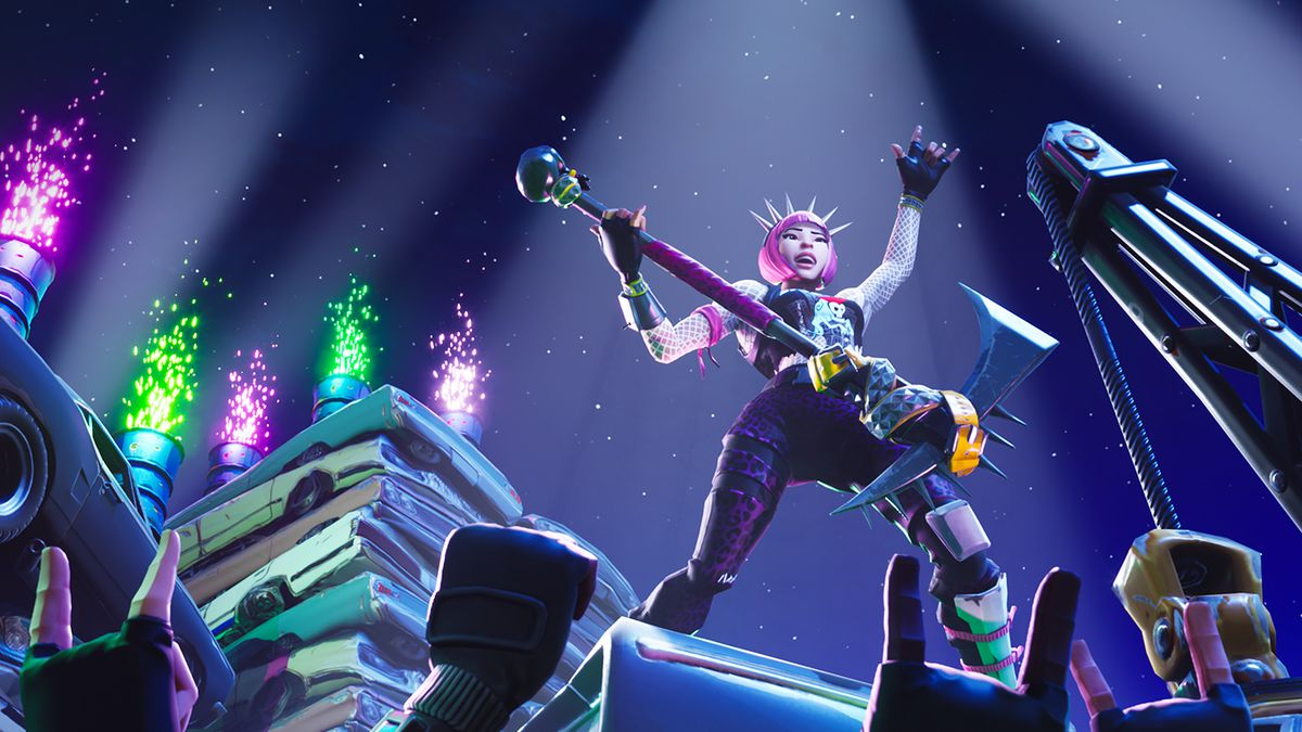Fortnite Battle Royale Lets You Change Your Character — for