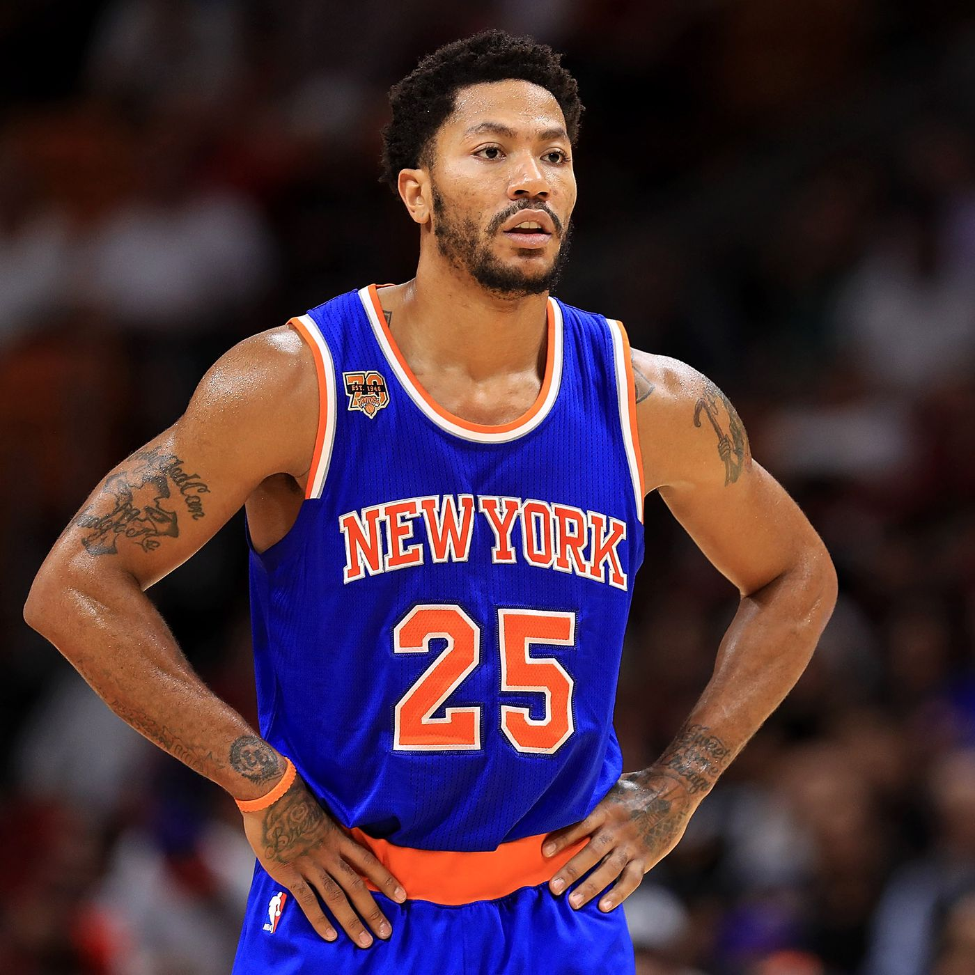 timeless design 26b2f 1b42b Derrick Rose, Cavaliers in 'serious talks' for 1-year deal ...