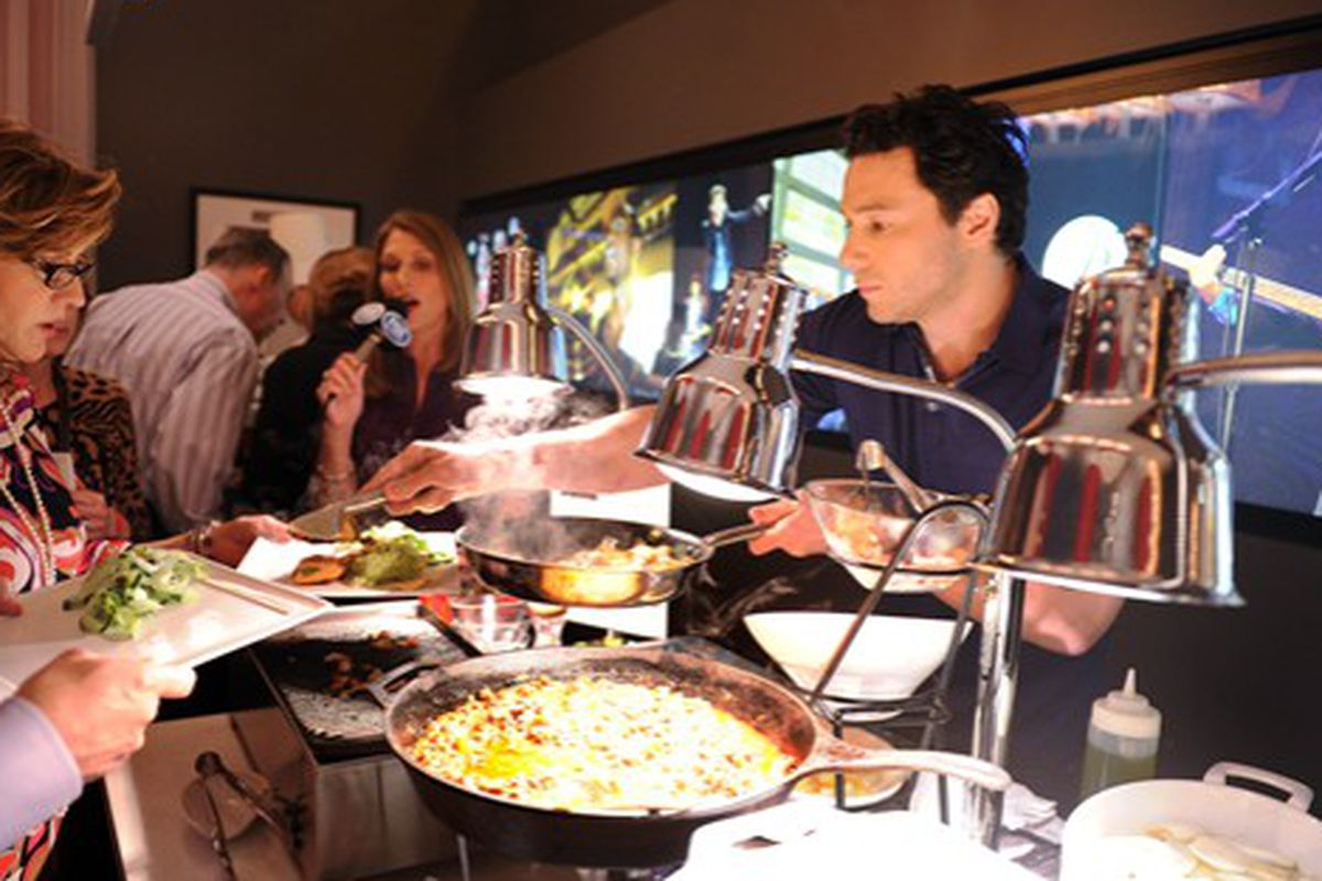 Rocco DiSpirito: He Works Hard For The Money