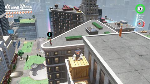 Super Mario Odyssey Guide Metro Kingdom All Power Moon