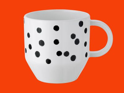This $4 mug is the perfect design object