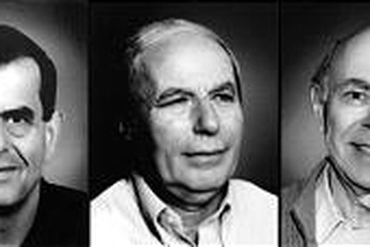 Aaron Ciechanover; Avram Hershko; Irwin Rose