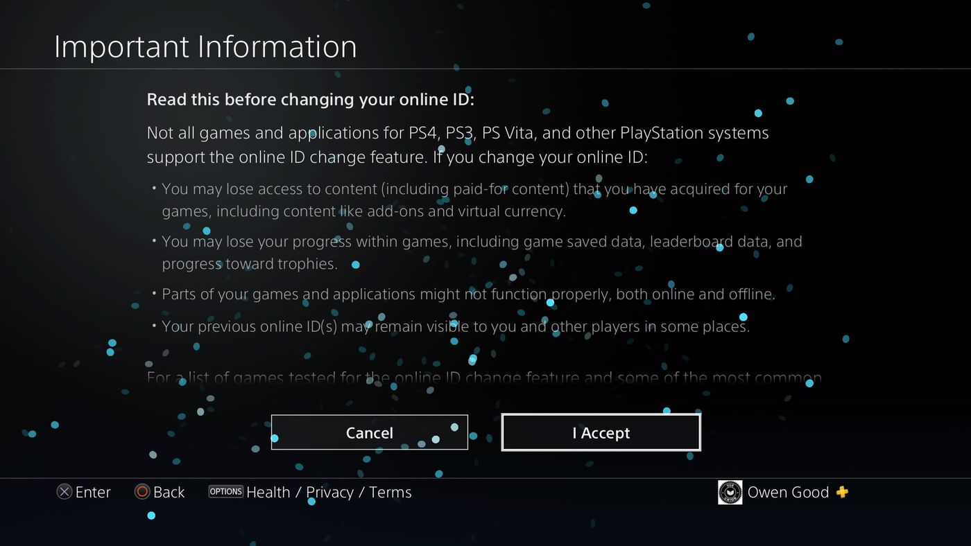 PSN name change: How it works, what to expect when changing PS4