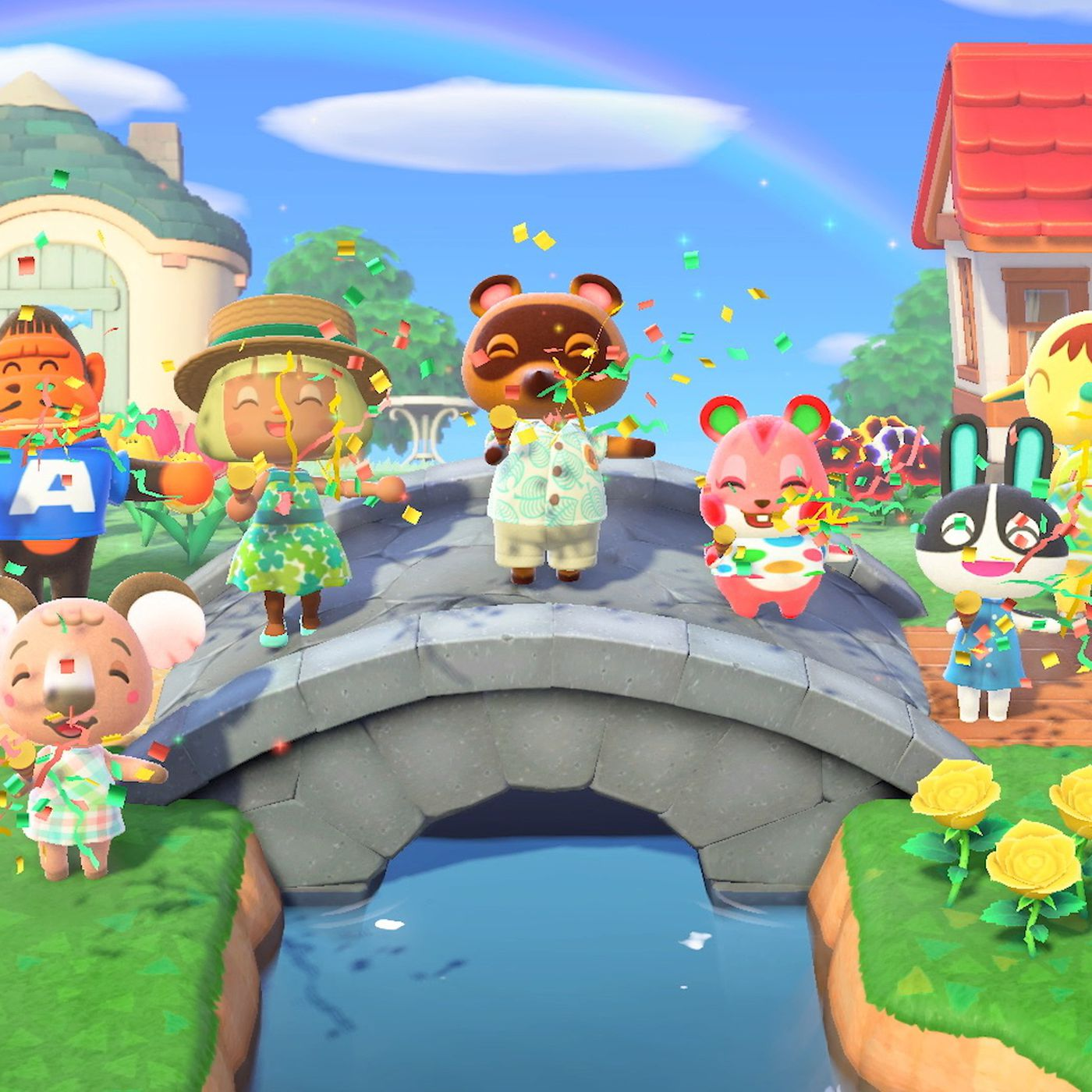 Animal Crossing New Horizons Hands On With Nintendo S Adorable
