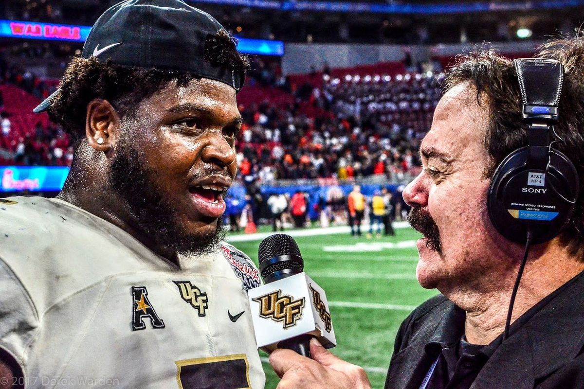 Jerry O'Neill Retiring from UCF Knights Football Broadcast