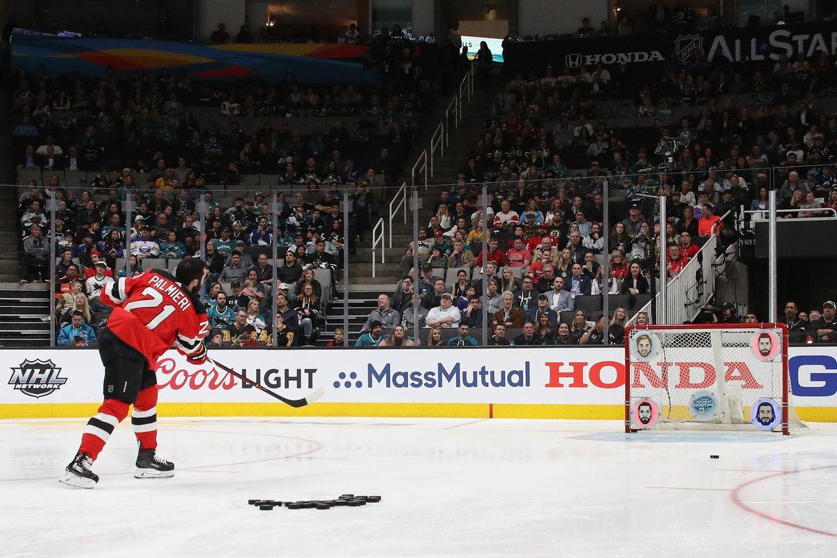 2019 SAP NHL All-Star Skills - Accuracy Shooting