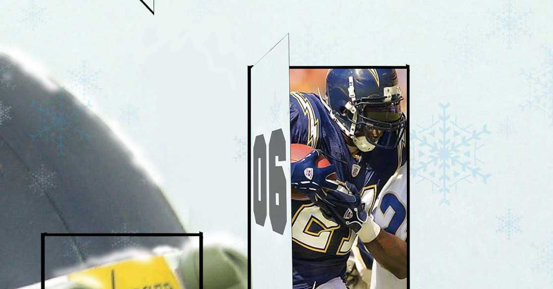 Advent Calendar - Dec. 6: LaDainian Tomlinson owns EVERY major franchise career rushing stat...except one