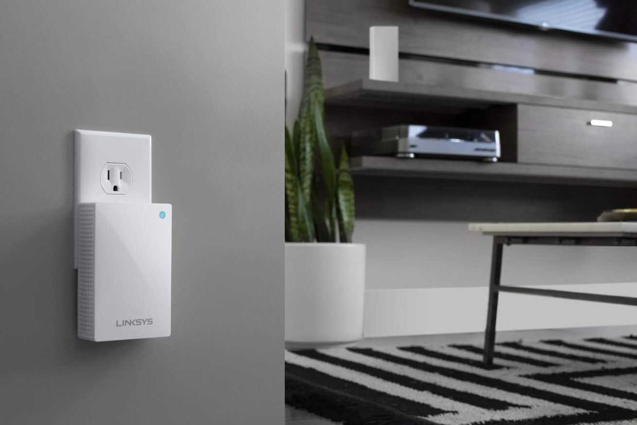 linksys is bringing wall plug in nodes to its velop home mesh wi fi system