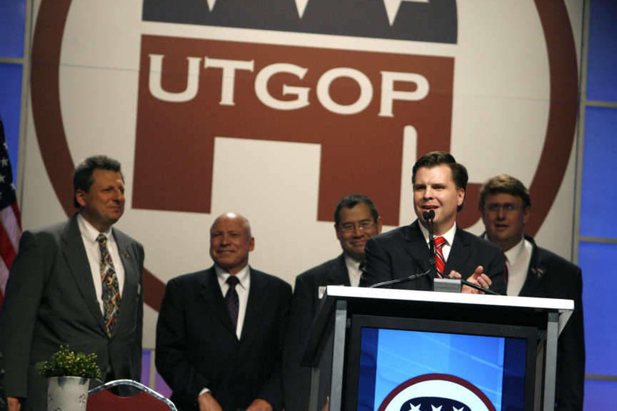 Should Utah abandon the caucus-convention system and go straight to a direct primary?
