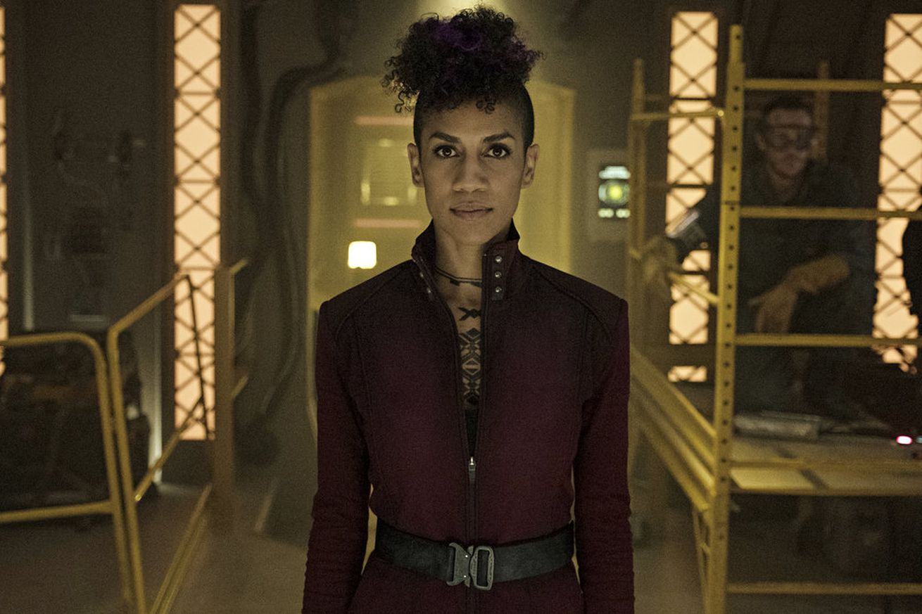 now is the perfect time to start watching the expanse