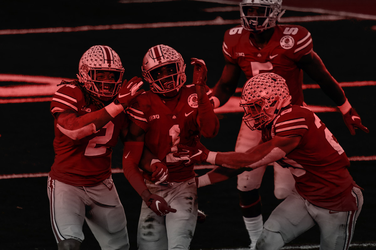 381cdcec398 Graphic via Patrick Mayhorn Robert Hanashiro-USA TODAY Sports. Ohio State's  defense in ...