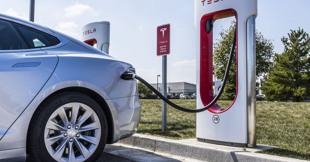 Tesla Wants To Put Charging Stations At Montauk S Kirk