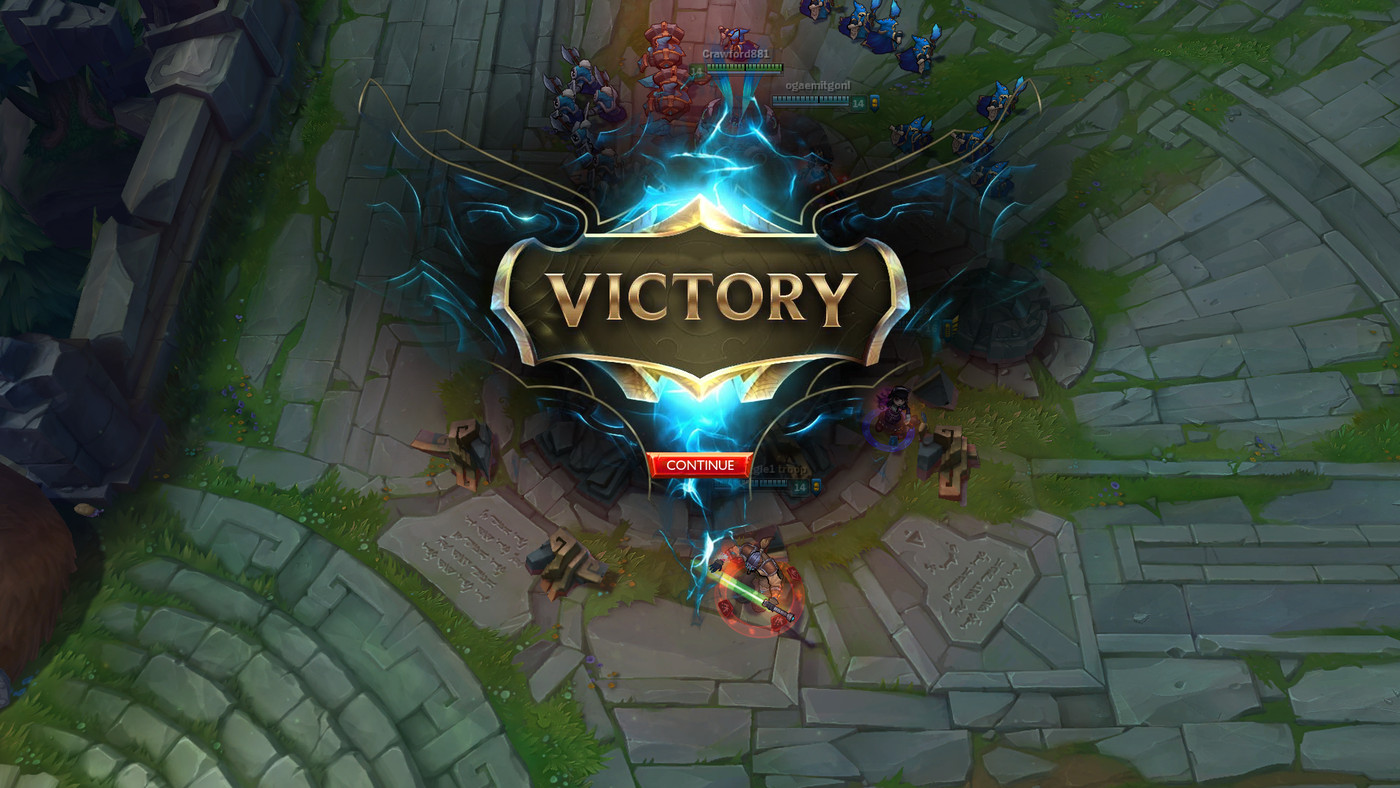 League of Legends' biggest change in years is for the better