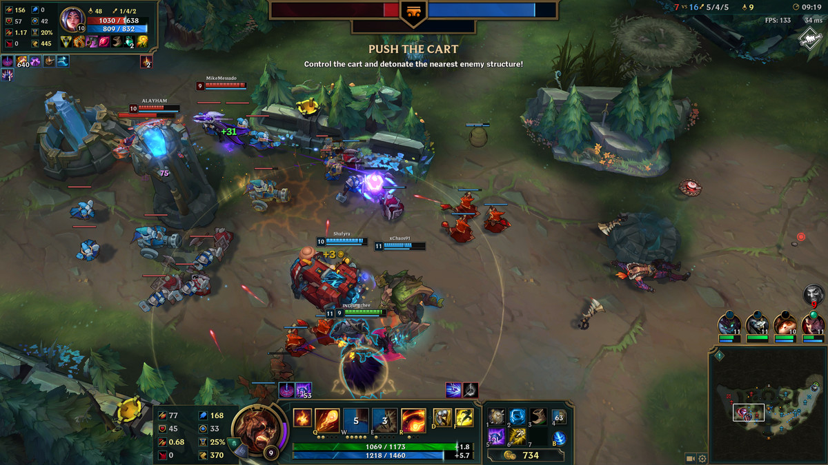 The 8 Best Featured Game Modes in League of Legends ...
