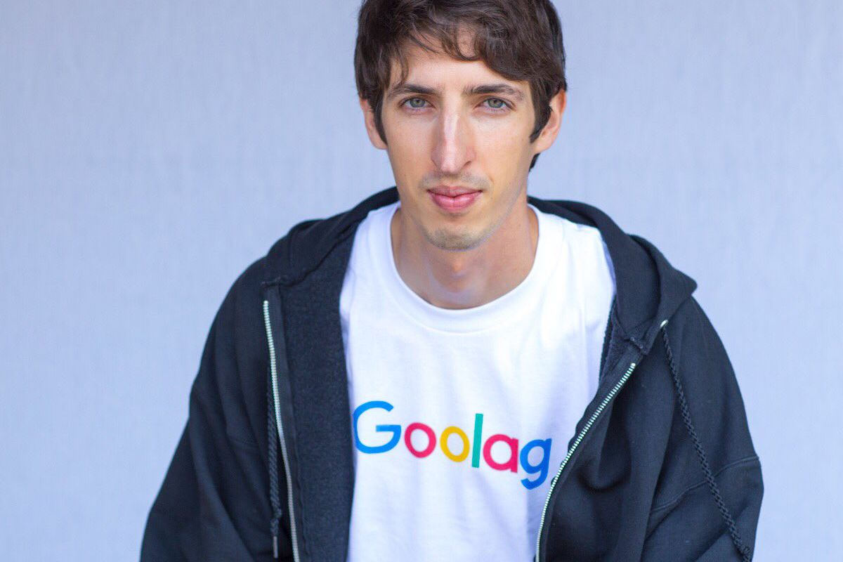 「James Damore google」的圖片搜尋結果