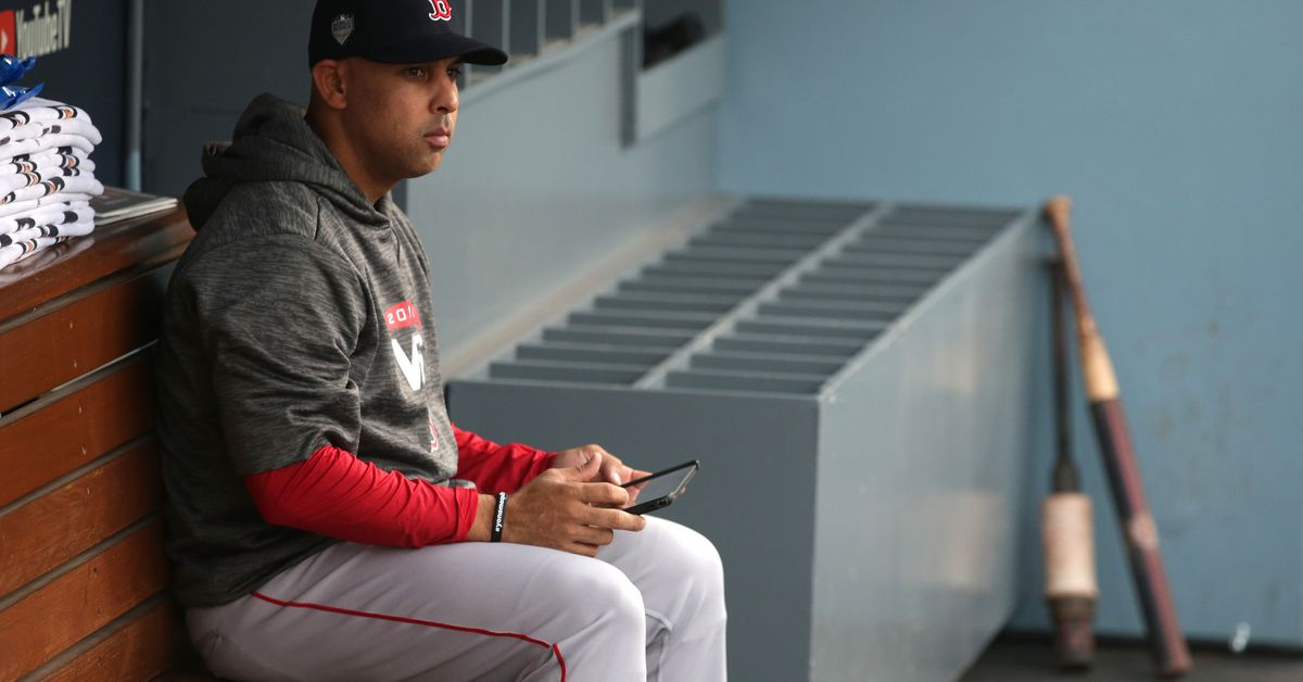 Alex Cora has a new contract, now it?s time to keep the magic going
