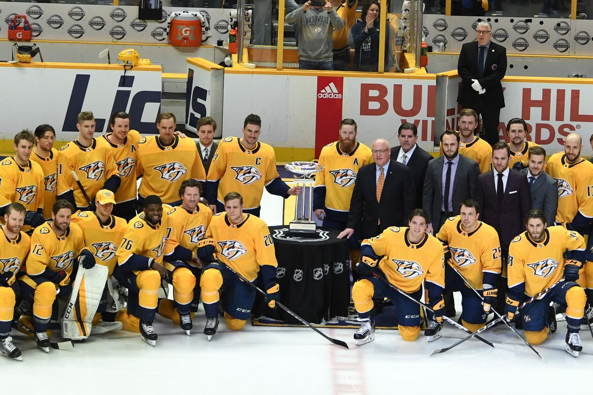 Welcome Aboard! The 2018 Bandwagoner s Guide to the Nashville Predators 5765a1729