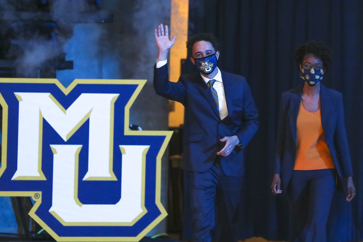 News: New Marquette Mens Basketball Coach Shaka Smart