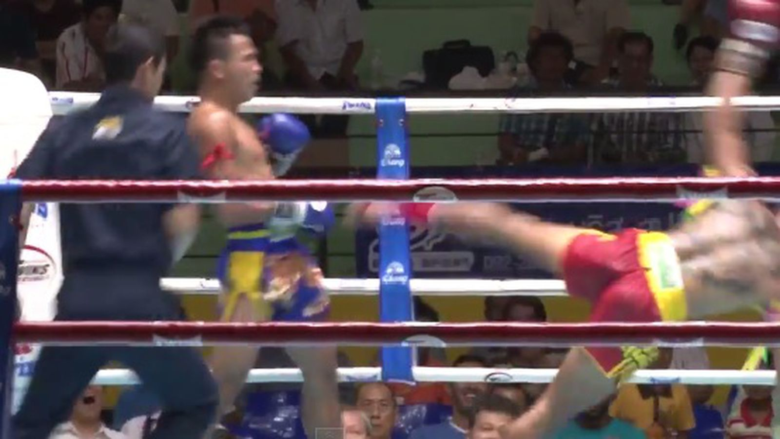 Muay Thai results: Pornsanae and Pokkaew have crazy violent shootout!