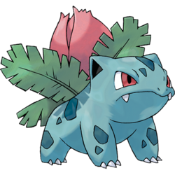 the best starter pokémon is bulbasaur polygon