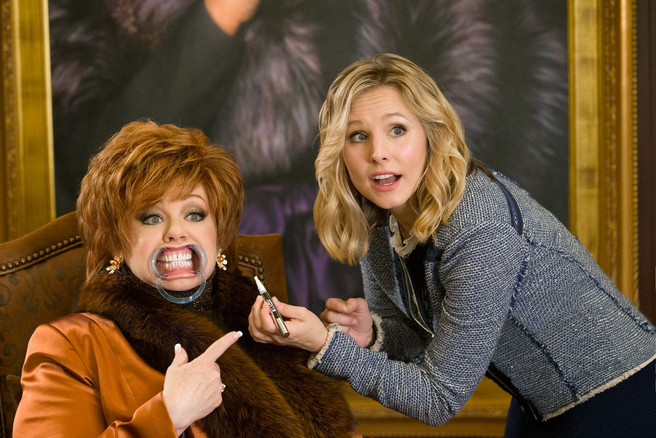 In The Boss, Melissa McCarthy drops her last pretense of