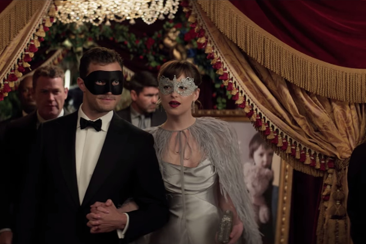 The Fifty Shades Darker Trailer Set A New Record For Views In Its