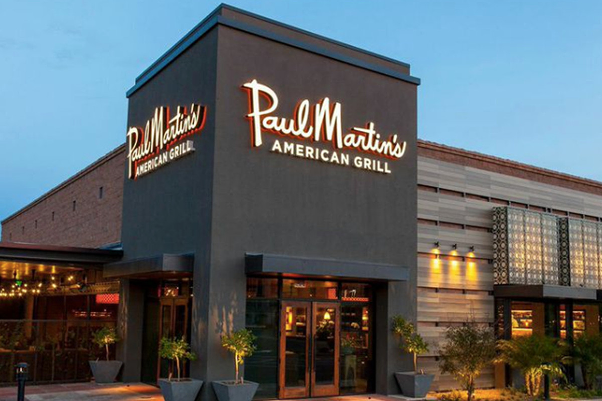 An existing Paul Martin's in Scottsdale.