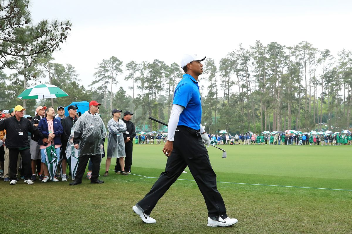 tiger woods 2018 live stream  masters tee time  tv