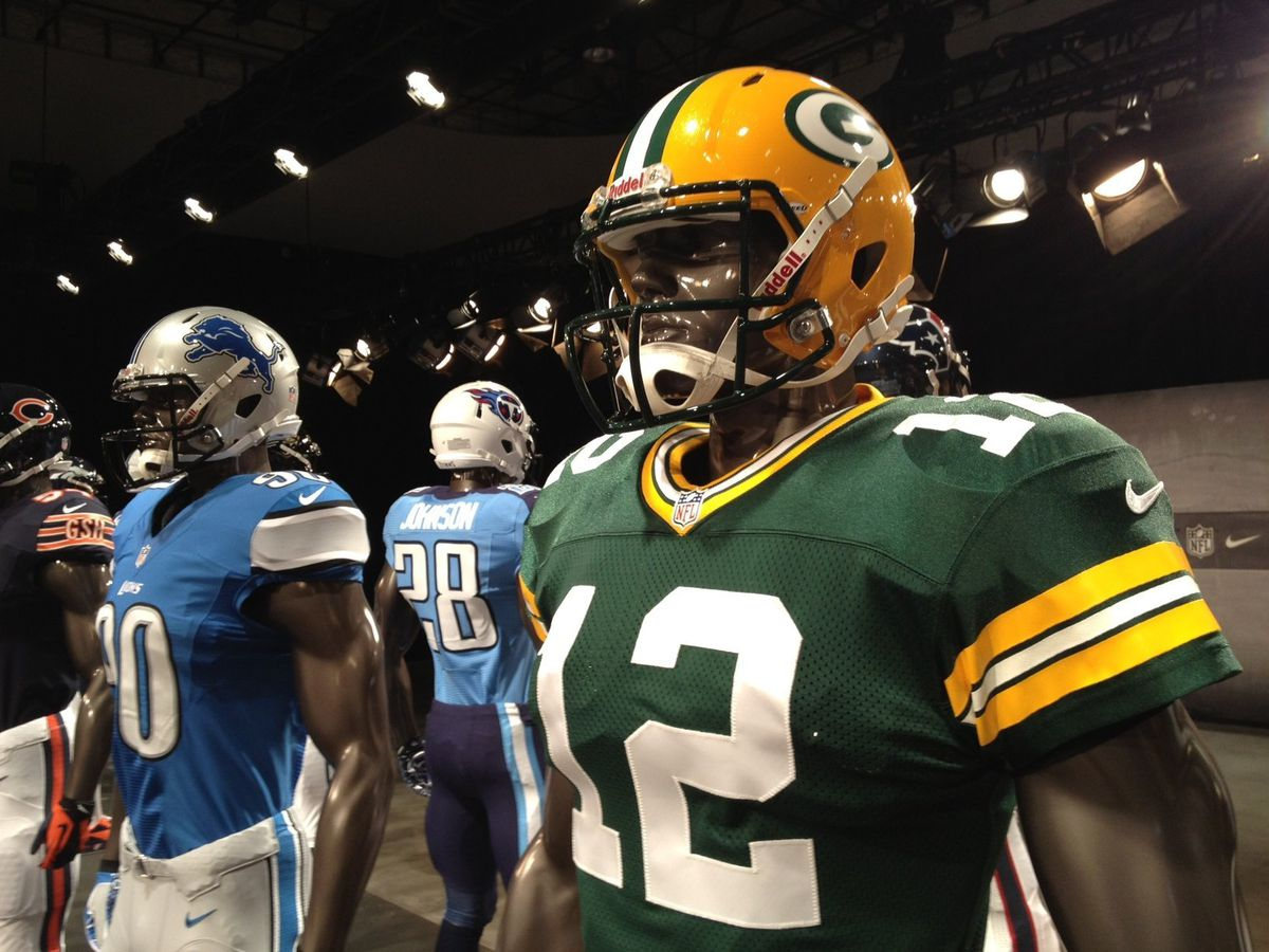 1aff1a074b6 What would we change about the Packers' primary uniforms? Nothing ...