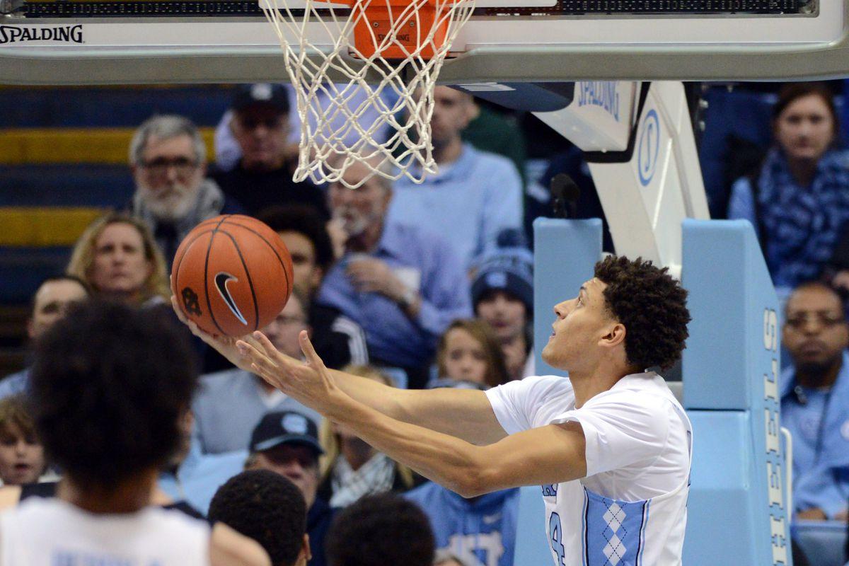 NCAA Basketball: Northern Iowa at North Carolina