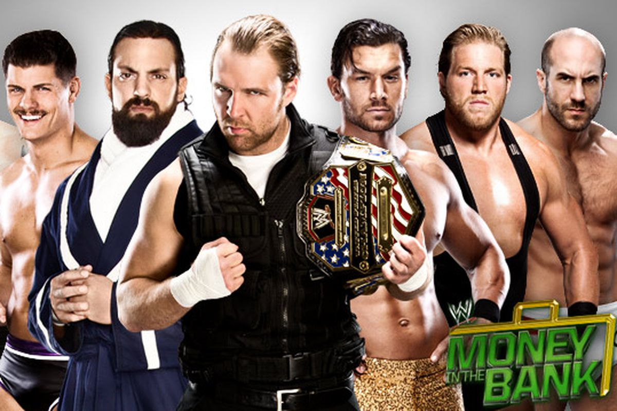 I wouldn't be backing Jack Swagger in this match, Cagesiders