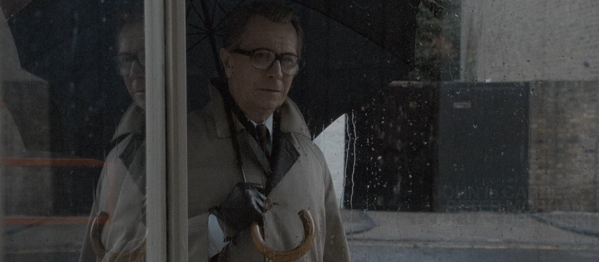 tinker tailor soldier spy - gary oldman as george smiley