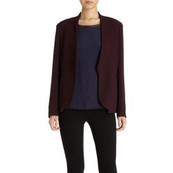 "<b>Diane von Furstenberg</b> Paulette Blazer, <a href=""http://www.barneys.com/on/demandware.store/Sites-BNY-Site/default/Product-Show?pid=502697098&cgid=womens-blazer&index=4"">$365</a> at Barneys"
