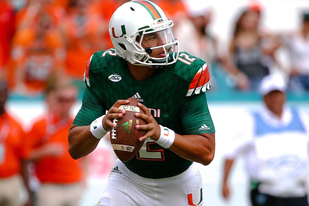 Miami Hurricanes 2018 Position Preview: Quarterback ...