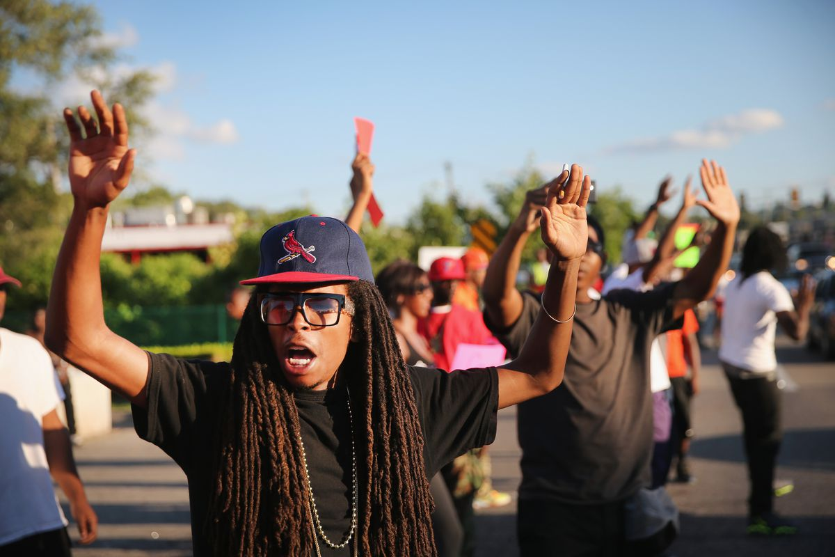 FBI data reveals that young black men are frequently victims of police homicide.