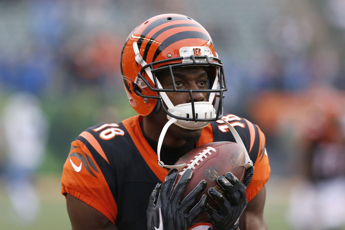 info for e644d 65965 NFL news: Bengals WR A.J. Green opting out of the 2018 Pro ...