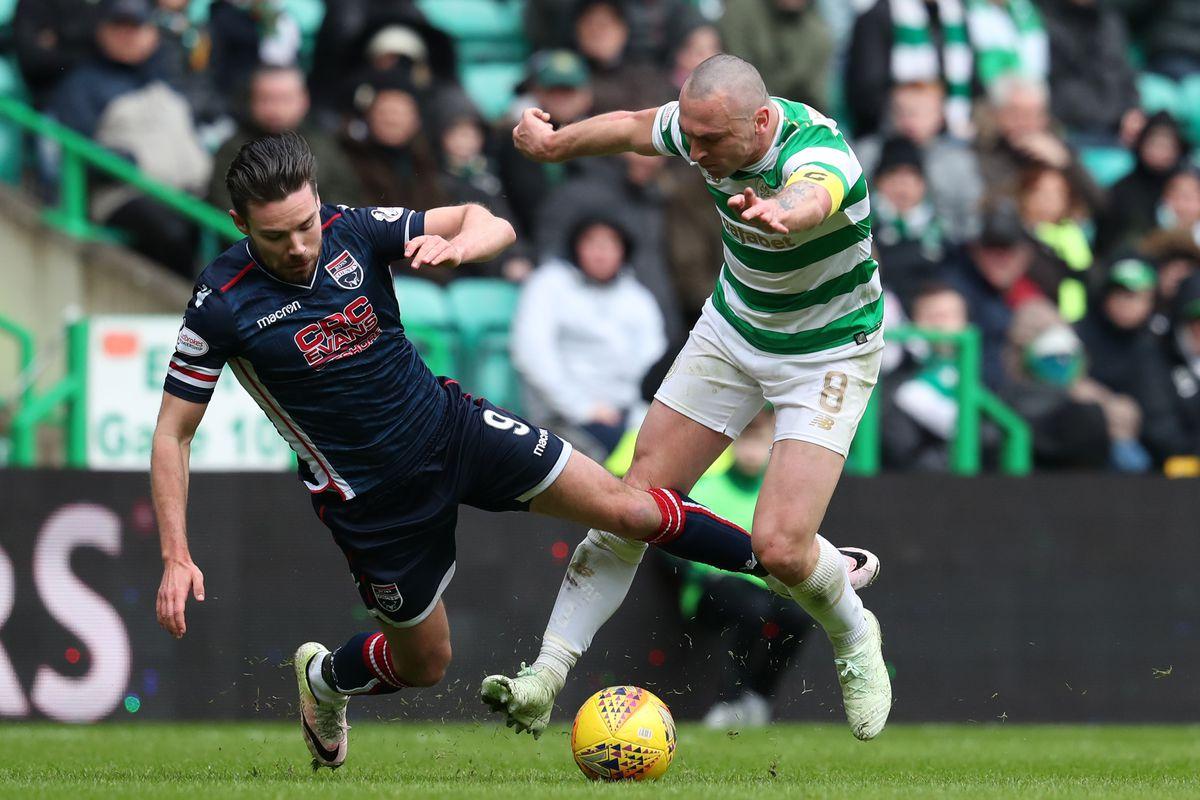 Celtic v Ross County - Scottish Premiership - Celtic Park