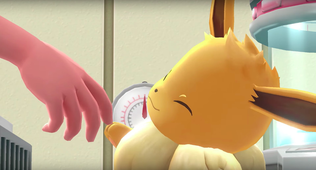 Eevees Starring Role In Pokémon Lets Go Was Inspired By Fan Art