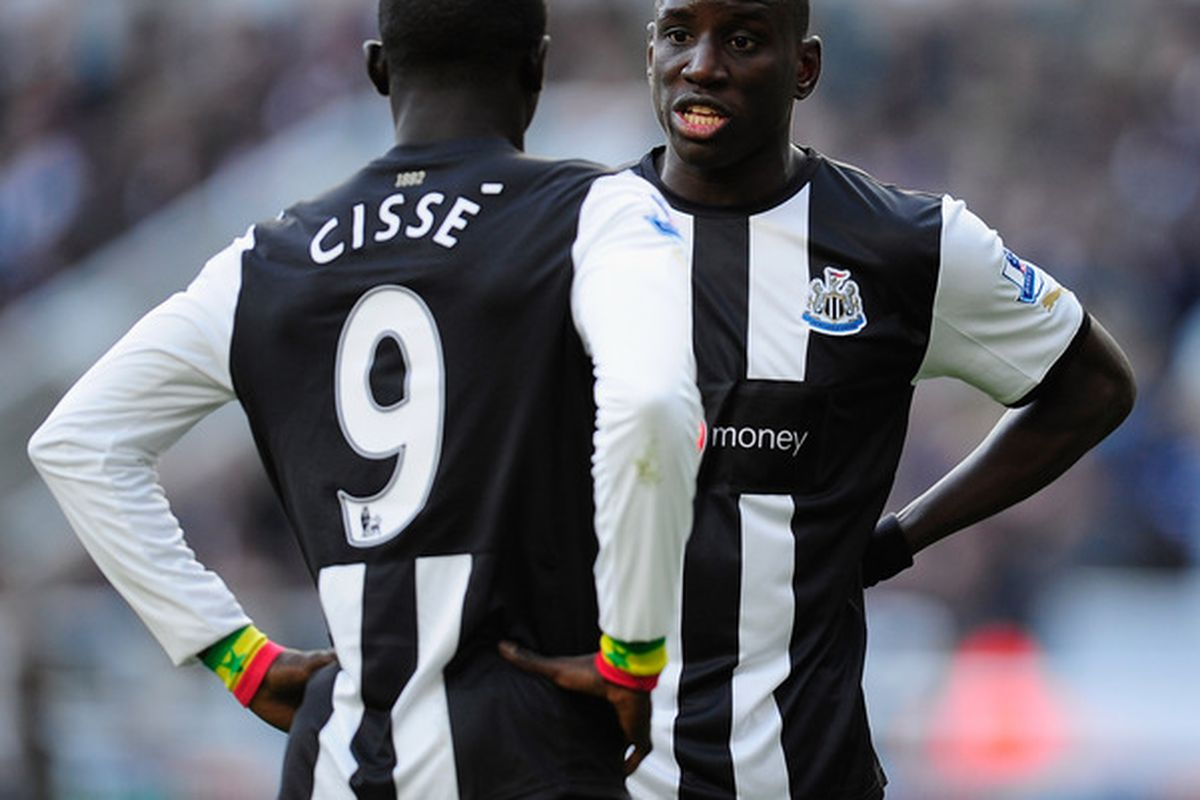 Help us, Double Demba, you're our only hope!